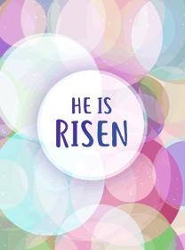 April 4 Easter Sunday Worship Video & Bulletin