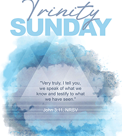 May 30 Sunday Worship Video & Bulletin