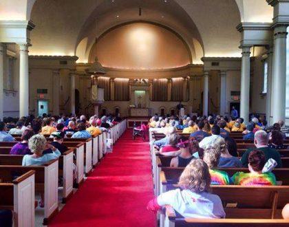 Sunday Worship Survey