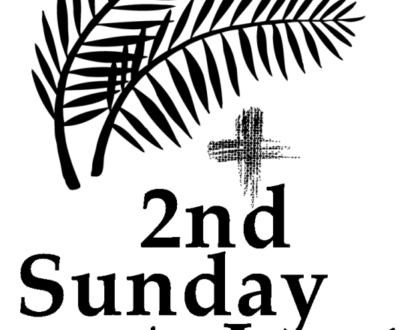February 28 Sunday Worship Video & Bulletin