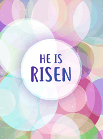 April 4 Easter Sunday Worship Video & Bulletin