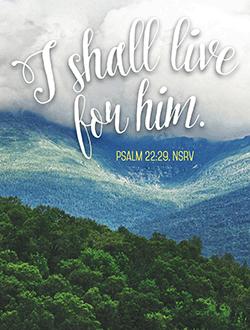 May 2 Sunday Worship Video & Bulletin