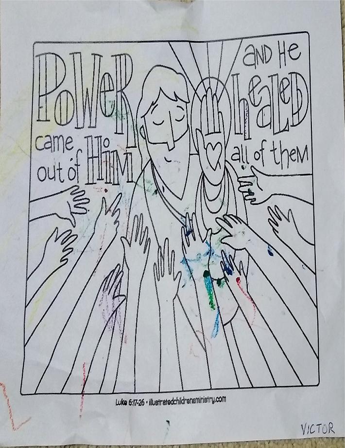October 17 Sunday Worship Video & Bulletin